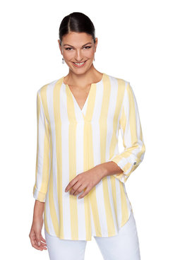 Image: Cabana Striped Top