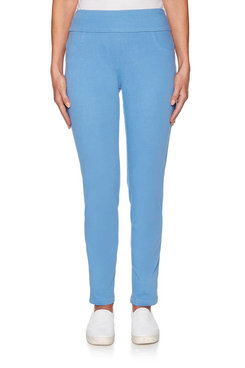 Image: Knitted Twill Pant