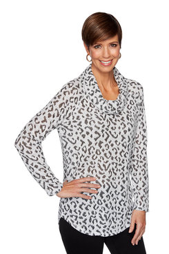 Image: Leopard Pullover