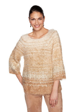 Image: Metallic Ombre Sweater