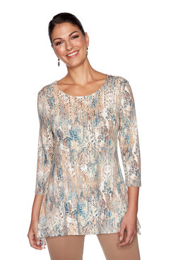 Image: Petite Embellished Winter Top