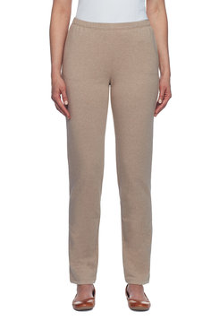 Image: Petite French Terry Pant