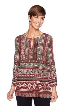 Image: Petite Global Bead Top