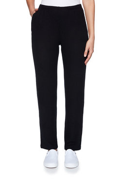 Image: Petite Heather Knit Pant