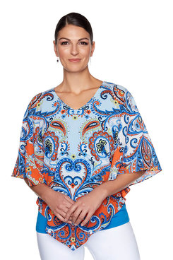 Image: Petite Paisley Butterfly Top