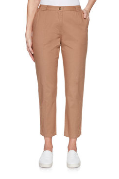 Image: Petite Ripstop Ankle Pant