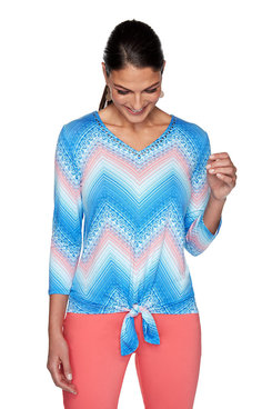 Image: Plus Chevron Top