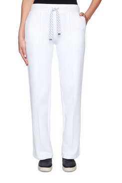 Image: Plus Flared French Terry Pant