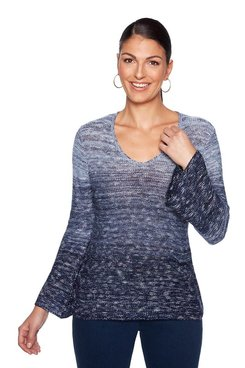 Image: Plus Ombre Marl Pullover
