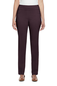 Image: Plus Pull On Proportioned Short Millennium Pant