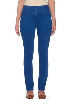 Plus Pull On Vibrant Stretch Pant