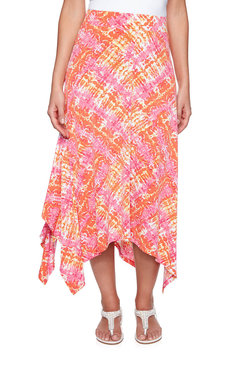 Image: Plus Solar Patchwork Skirt
