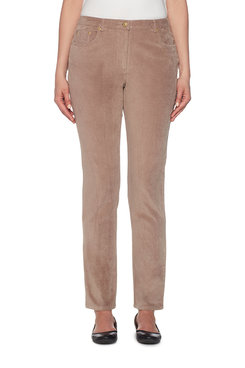 Image: Plus Stretch Corduroy Twill Pant