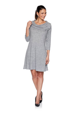 Image: Plus Sweater Dress