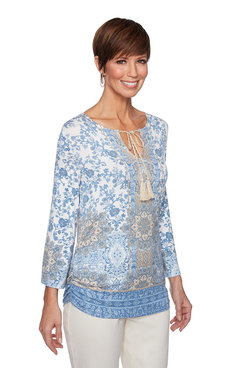 Image: Plus Tassel Road Top