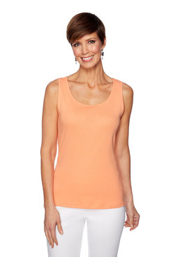 Image: Solid Knit Tank