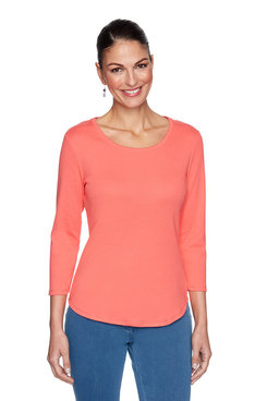 Image: Solid Knit Top