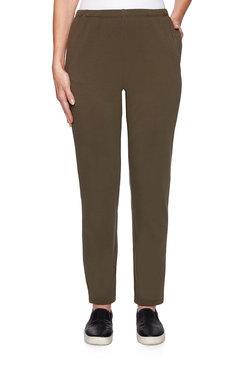 Image: Stretchy French Terry Pant