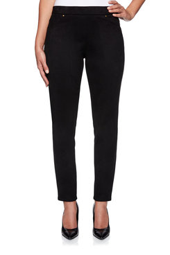 Image: Suede Stretch Pant