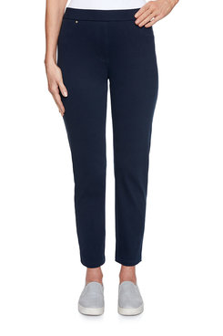Image: Twill Ankle Pant
