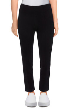 Image: Women's Mid-Rise Pull-On Center Pintuck Pant